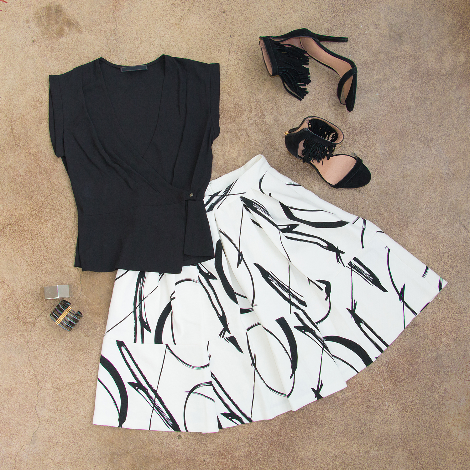 Tanger Outlets_Skirt