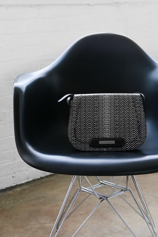 Tanger Outlets_Black Handbag