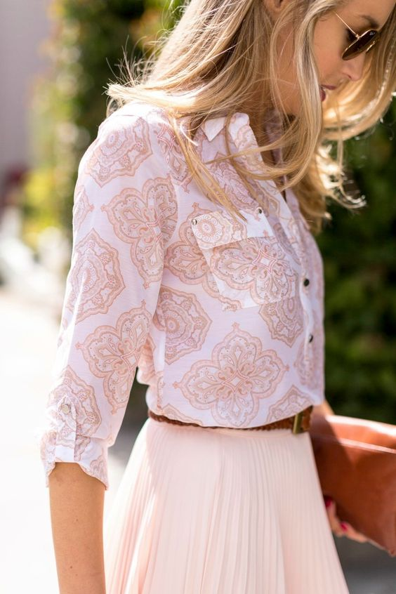 Tanger Outlets_Blush Top
