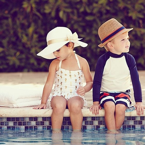 Tanger Outlets_Kids By Pool