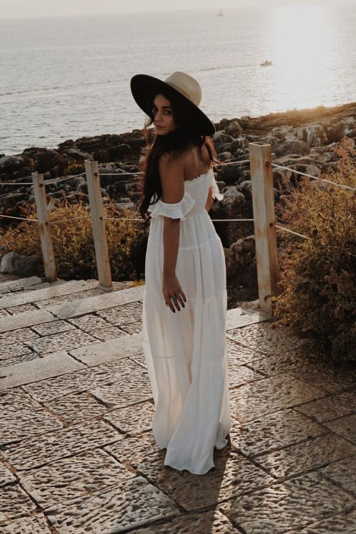 Tanger Outlets_White Maxi