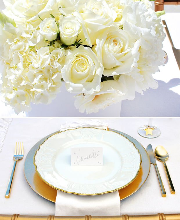 Tanger Outlets_White Place Setting